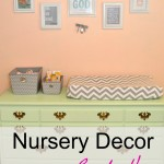 Nursery Decor, on a Budget!