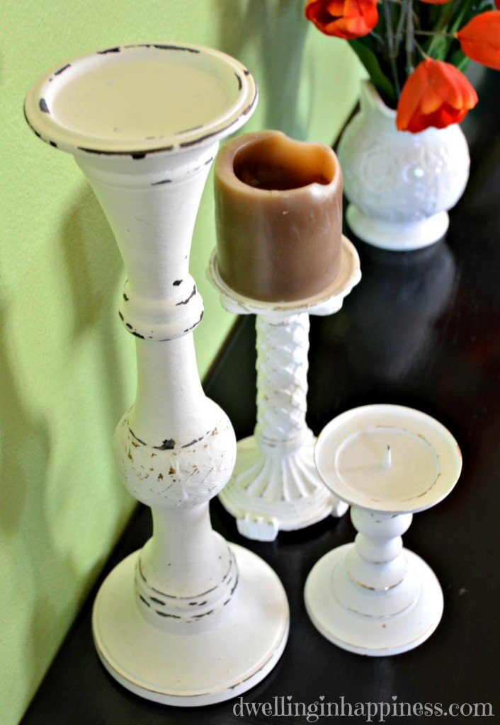 Candle holder and candle2