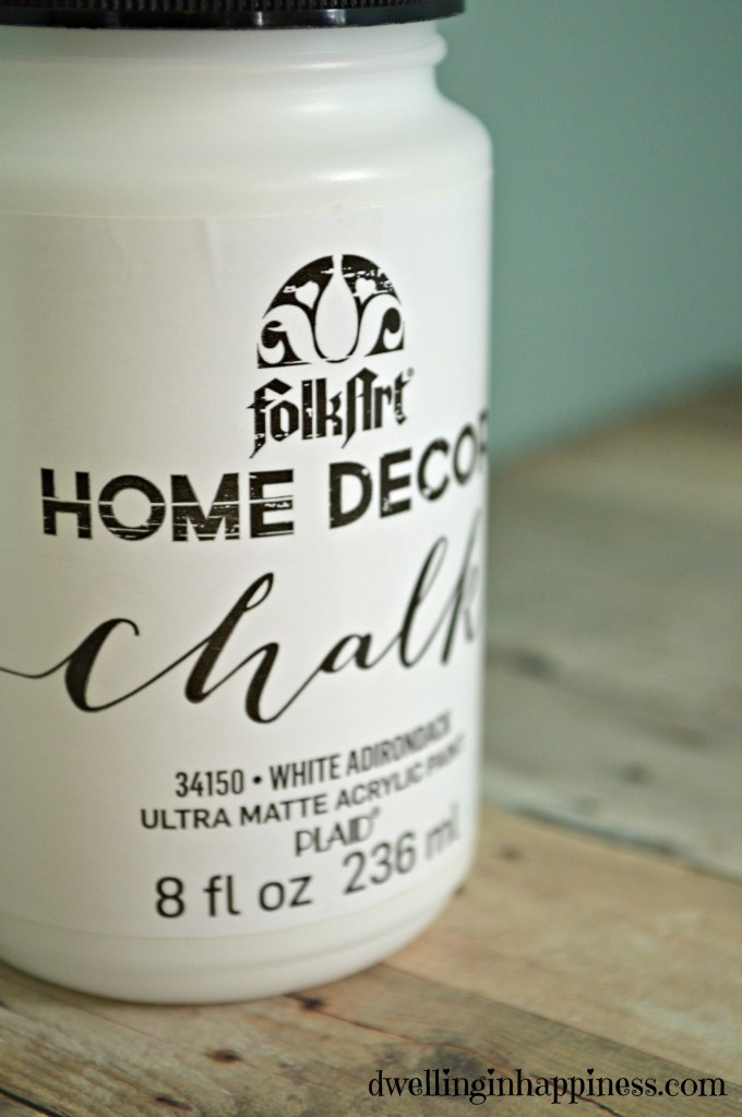 Folk Art Chalk Paint
