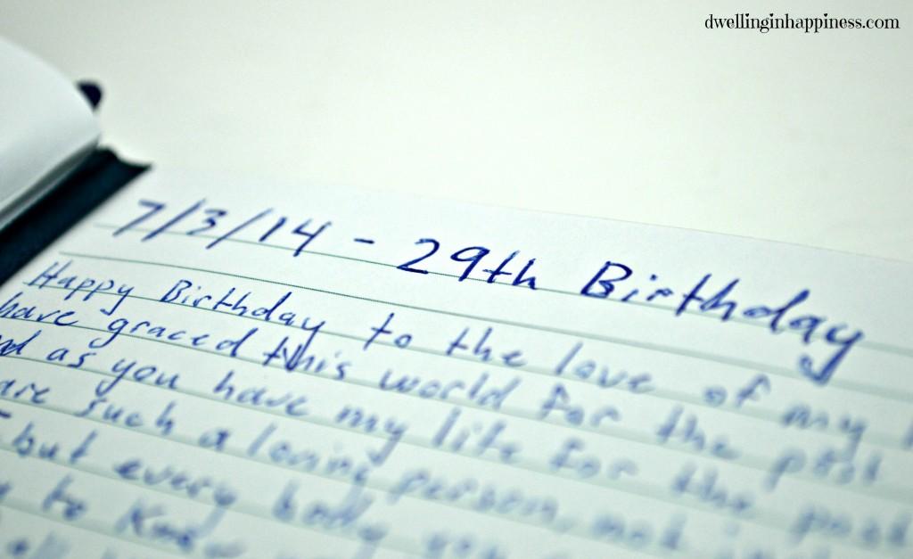 My journal5