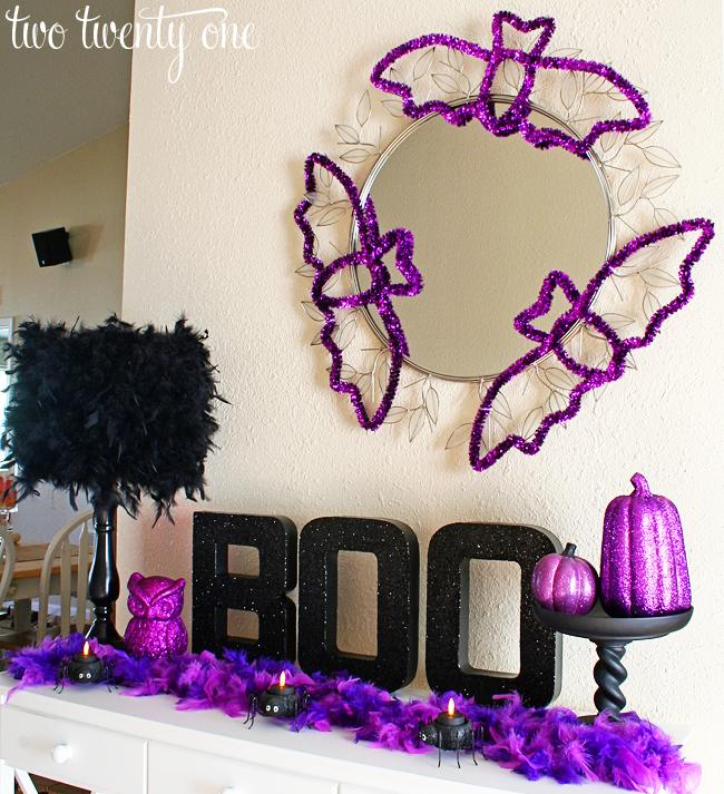 halloween+home+decoration