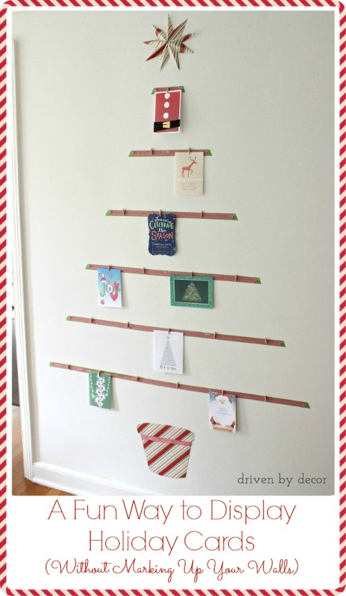 A-Great-Way-to-Display-Holiday-Cards-Without-Marking-Up-Your-Walls