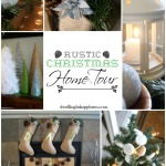 Rustic Christmas Home Tour