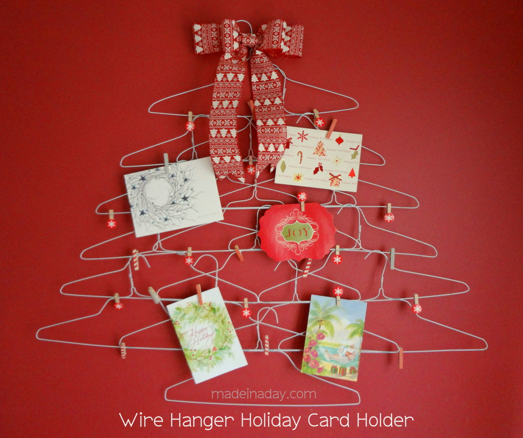 Wire-Hanger-Card-Holder