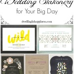 Inspiring Wedding Stationery for Your Big Day