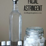Homemade Facial Astringent