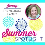 Summer Spotlight: Jenny From The Melrose Family