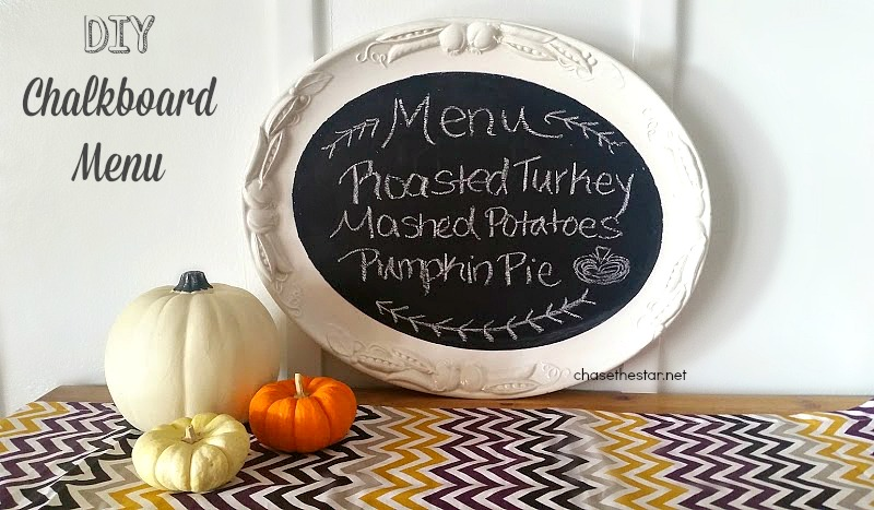 DIY-Chalkboard-Menu-via-Chase-the-Star-upcycle-repurpose-chalkboardpaint