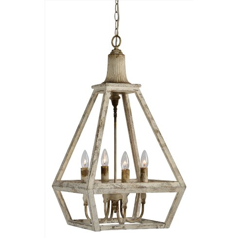 10 Stunning Geometrical Chandeliers For Under 250