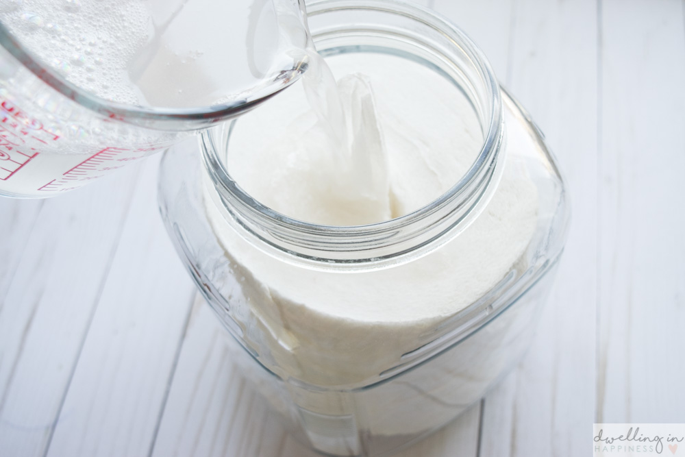 How to make homemade natural baby wipes - Dwelling in Happiness