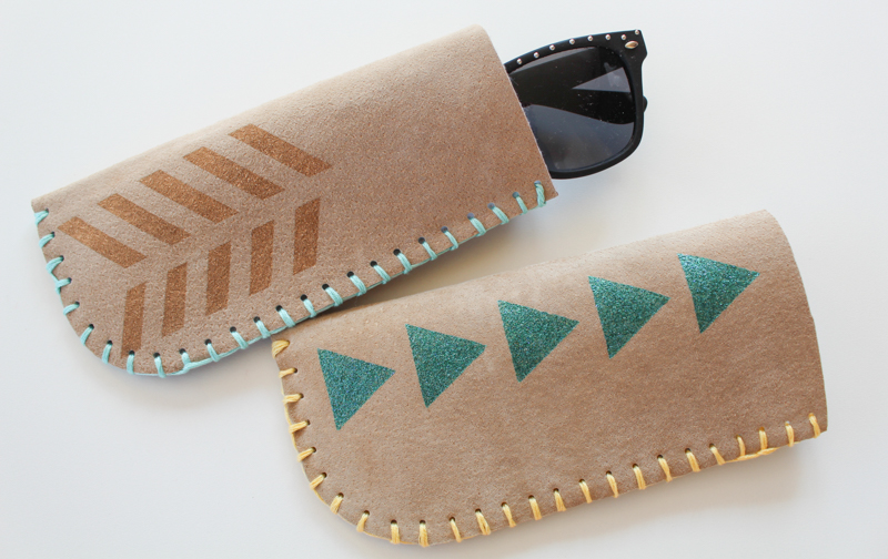 10 DIY Leather Gifts you can Make in Under 10 Minutes // Dwelling in Happiness