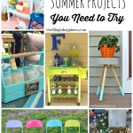 20 DIY Outdoor Summer Projects You Need to Try