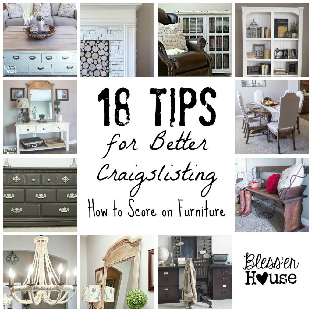 Craigslist-Tips-Furniture