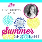 Summer Spotlight: Liz from Love Grows Wild