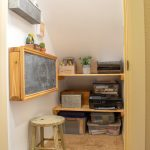How to Transform a Storage Closet to a Mini Home Office